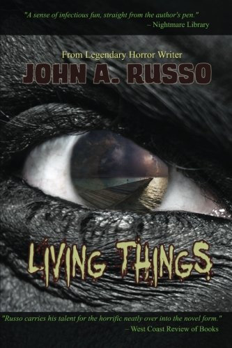 Living Things by John Russo (Paperback)