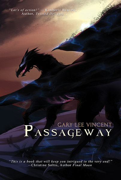 Passageway by Gary Lee Vincent (paperback)