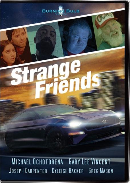 Strange Friends Motion Picture (DVD / BluRay)