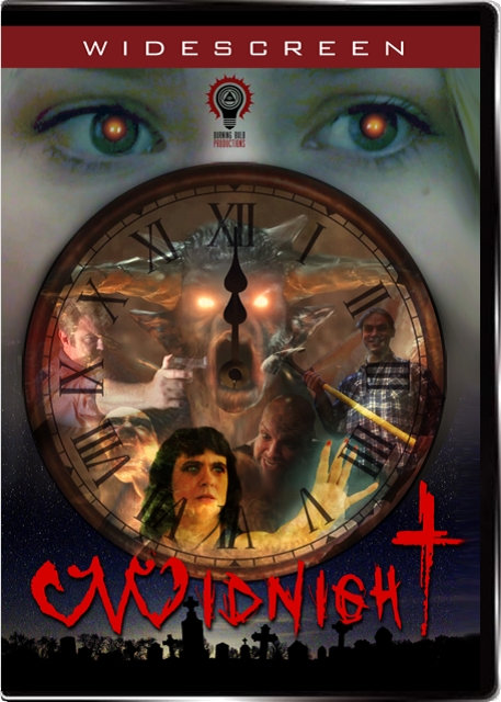 Midnight (2020) DVD - Limited Edition Cover