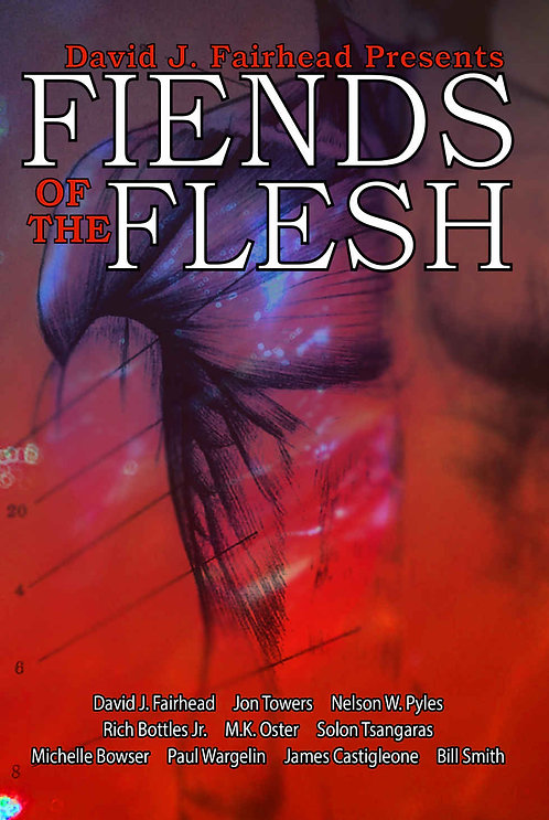Fiends of the Flesh (paperback)