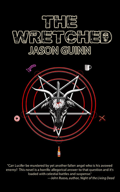 The Wretched by Jason Guinn (Paperback)