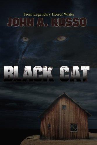 Black Cat by John Russo (Paperback)