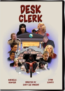 Desk Clerk (DVD / BluRay)