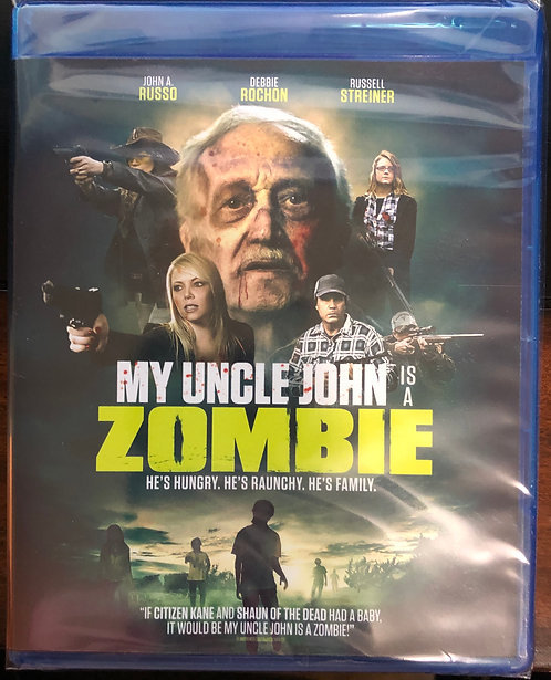 My Uncle John is a Zombie (DVD / BluRay)