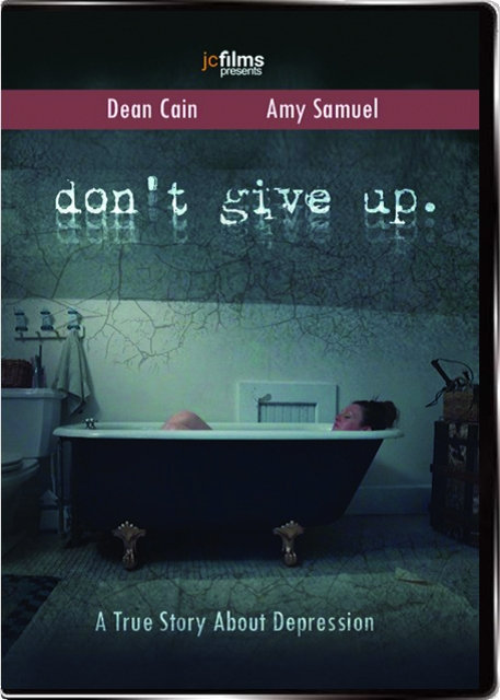 Don't Give Up (DVD / BluRay)