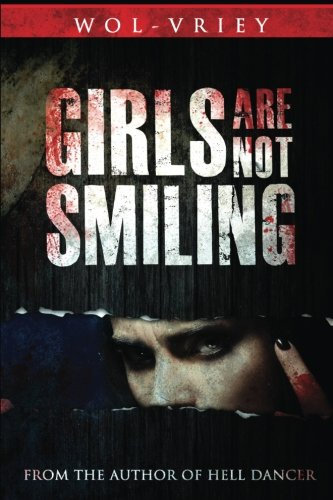 Girls Are Not Smiling by Wol-vriey (paperback)