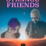Strange Friends (The Book)