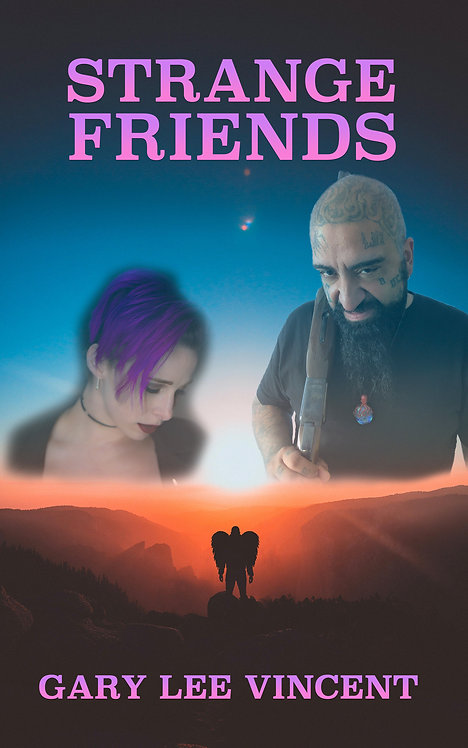 Strange Friends by Gary Lee Vincent (Paperback)