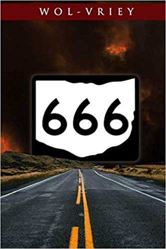 666 by Wol-vriey (paperback)