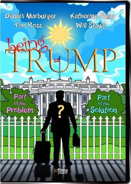 Being Trump (DVD / BluRay)