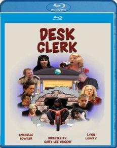Desk Clerk (BluRay)