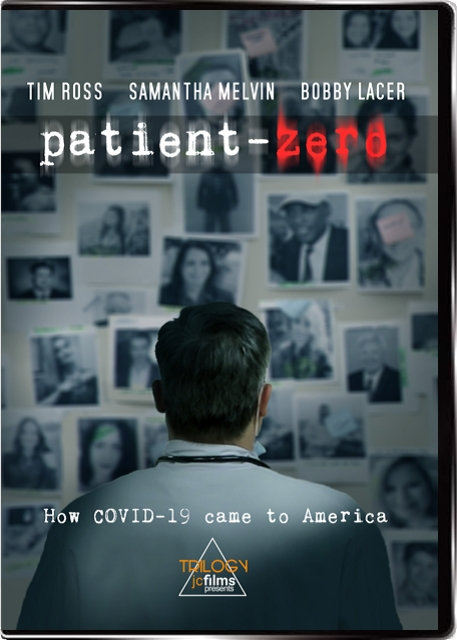 Coronavirus: Patient Zero (DVD / BluRay)