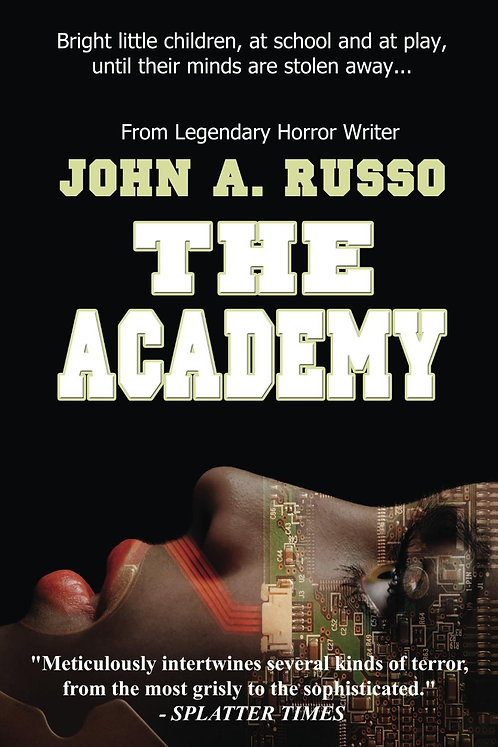 The Academy by John Russo (Paperback)