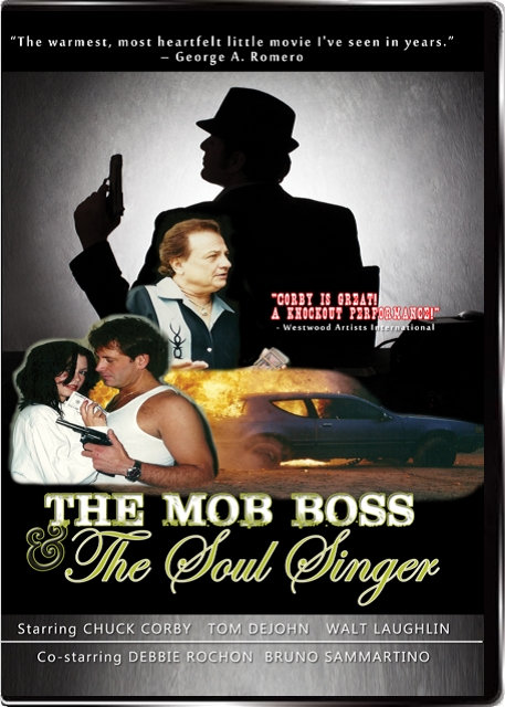 The Mob Boss and the Soul Singer (DVD)