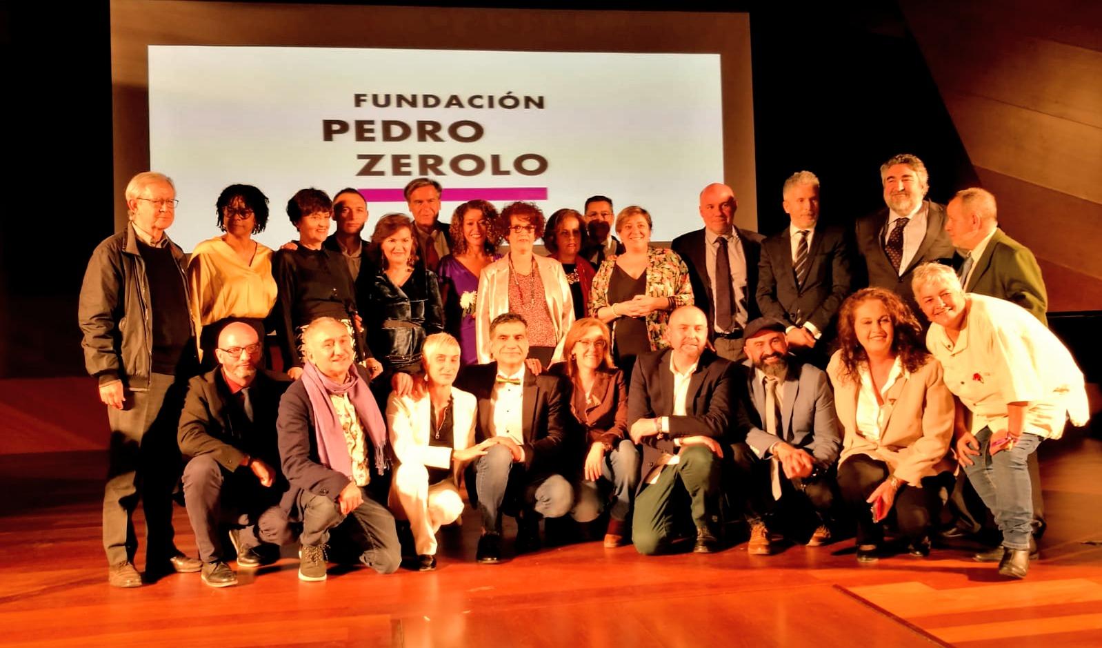 Presentación Pedro Zerolo Fundación