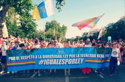 Orgullo Mundial Madrid 2017