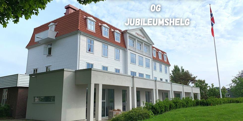 INFO trykk her: Elevstevne og jubileumshelg