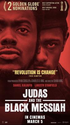 Judas and the Black Messiah (2021) - 8/10