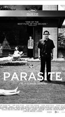 Parasite - Black & White Edition (2020)