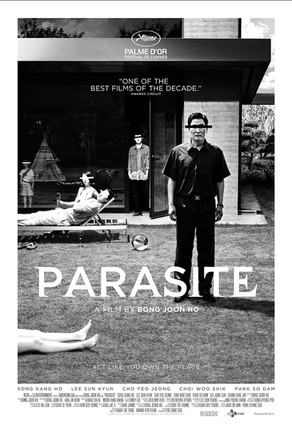 Parasite - Black & White Edition (2020)