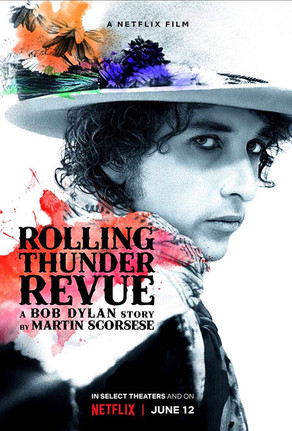 Rolling Thunder Review: A Bob Dylan Story by Martin Scorsese (2019)