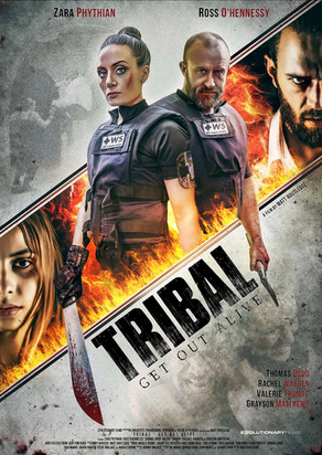 Tribal - Get Out Alive (2020)