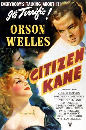 Citizen Kane (1941) / MANK (2020)