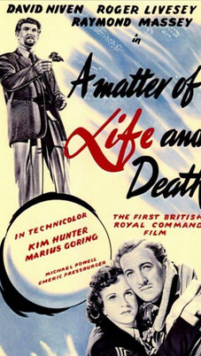 A Matter of Life and Death (1946) - 9/10
