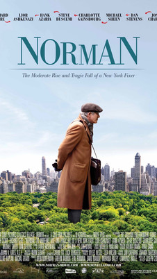 Norman, The Moderate Rise and Tragic Fall of a New York Fixer (2016)