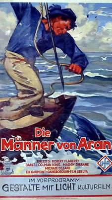 Man of Aran (1934)