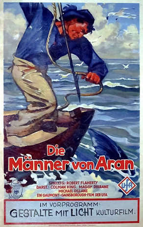 Man of Aran (1934)