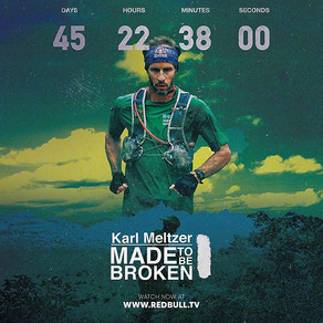Karl Meltzer: Made to be Broken (2017)