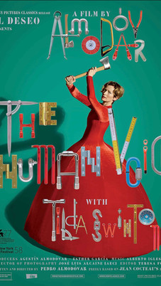The Human Voice (2020) - 9/10