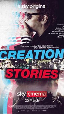Creation Stories (2021) - 7/10