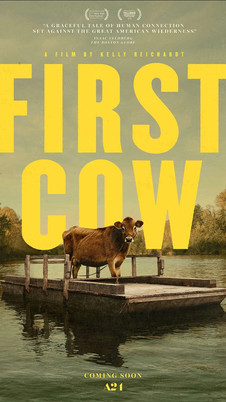 First Cow (2019) - 7/10