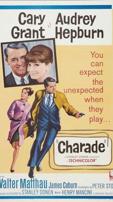 Charade (1963) - 7/10