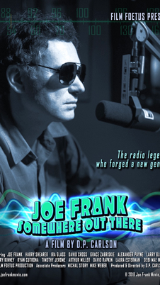 Joe Frank: Somewhere Out There (2018)