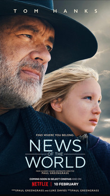 News of the World (2020) - 6/10