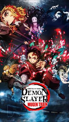 Demon Slayer the Movie: Mugen Train (2020) - 6/10