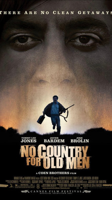 No Country for Old Men (2007) - 9/10