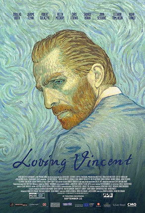 Loving Vincent (2017)