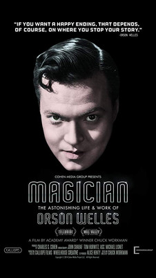 Magician: The Astonishing Life and Work of Orson Welles (2014)