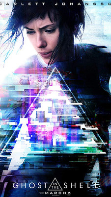 Ghost in a Shell (2017)