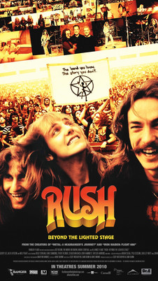 Rush: Beyond the Lighted Stage (2010) - 5/10