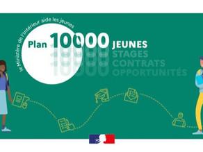 Plan 10 000 jeunes (Ministère de l'Intérieur)