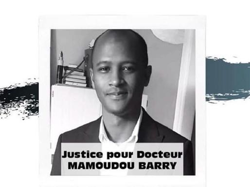 Pensées pour Mamoudou Barry