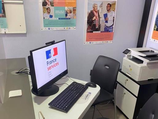 France Services // Poste de Sahurs
