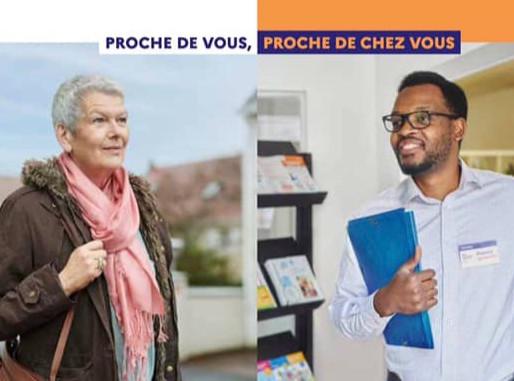 Nouvelle antenne France Services à Sahurs