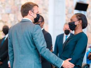 Déplacement au Rwanda